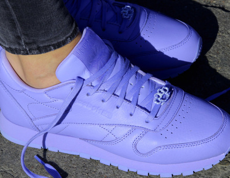 "REEBOK CLASSIC LEATHER ""Lilac Glow"" (BS7913)"