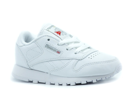 REEBOK CLASSIC LEATHER White Kids (50192)