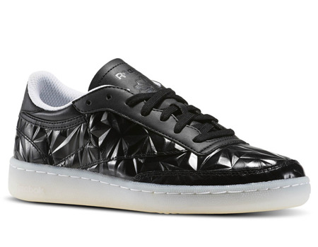 "REEBOK CLUB C 85 DYNAMIC CHROME ""BLACK"" (BD4889)"