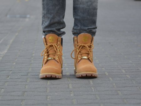 TIMBERLAND PREMIUM 6 IN WATERPROOF BOOT (A295D)