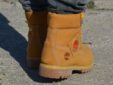 TIMBERLAND PREMIUM 6 IN WATERPROOF BOOT (A2A5V)