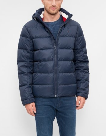 Tommy Hilfiger - Denim Basic Down DM0DM02859 002 - Winter Jacket - Navy
