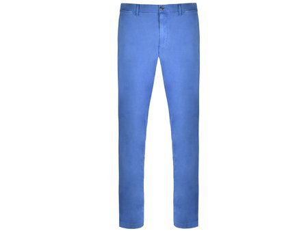 Tommy Jeans - Basic Slim Ferry Chino DM0DM03711-407 - Pants - Blue