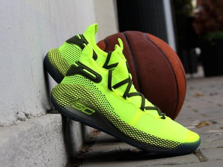 UNDER ARMOUR GS CURRY 6 (3020415-302)