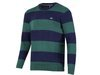 Tommy Jeans - DM0DM05063-396 - Sweater - Green / Navy